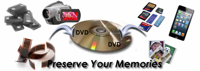 Preserve your memories